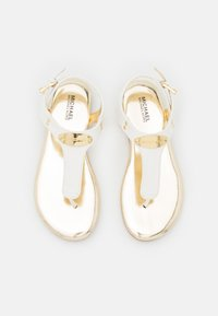 MICHAEL Michael Kors - TILLY JANE - Infradito - white smooth - 3