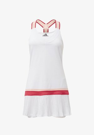 TENNIS Y-DRESS HEAT.RDY - Sportkleid - white