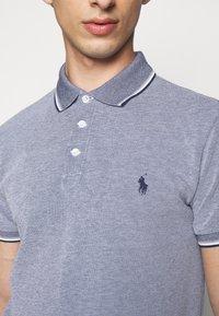 Polo Ralph Lauren - SHORT SLEEVE - Polo shirt - fresco blue heath - 4