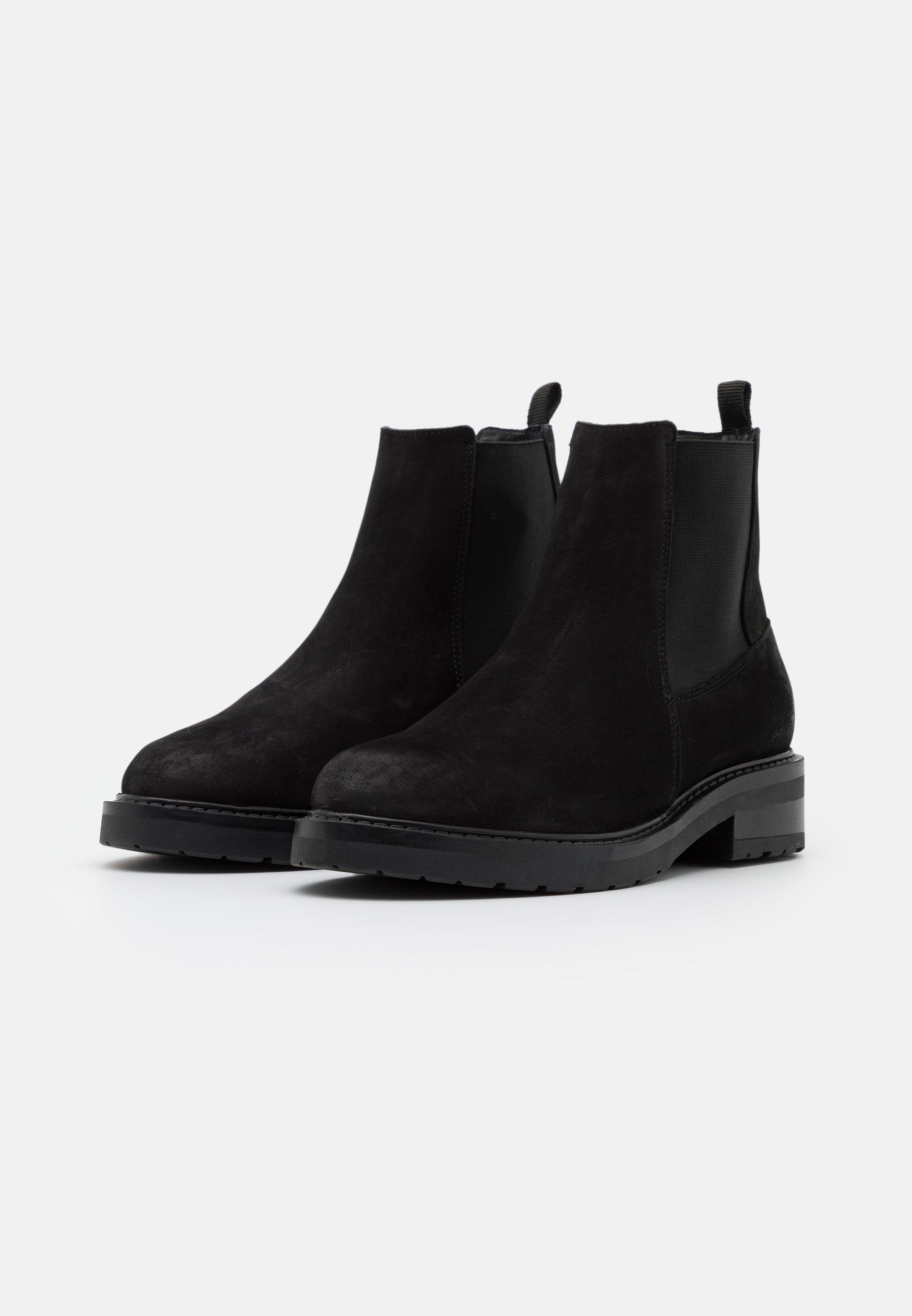JEMMA ECO Korte laarzen black
