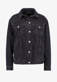Topshop - SEAM - Denim jacket - washed black - 3