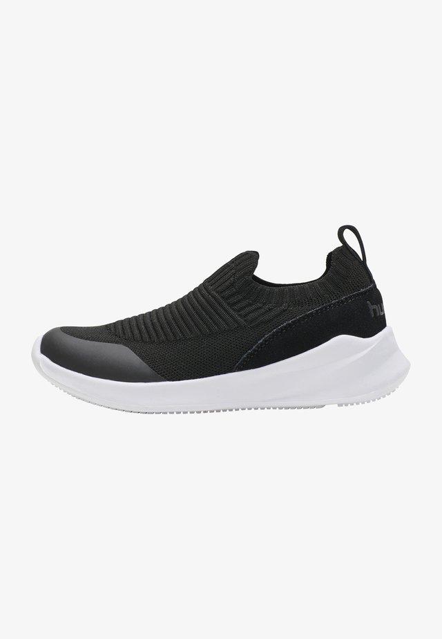 BOUNCE SOCK LOW JR - Sneaker low - black