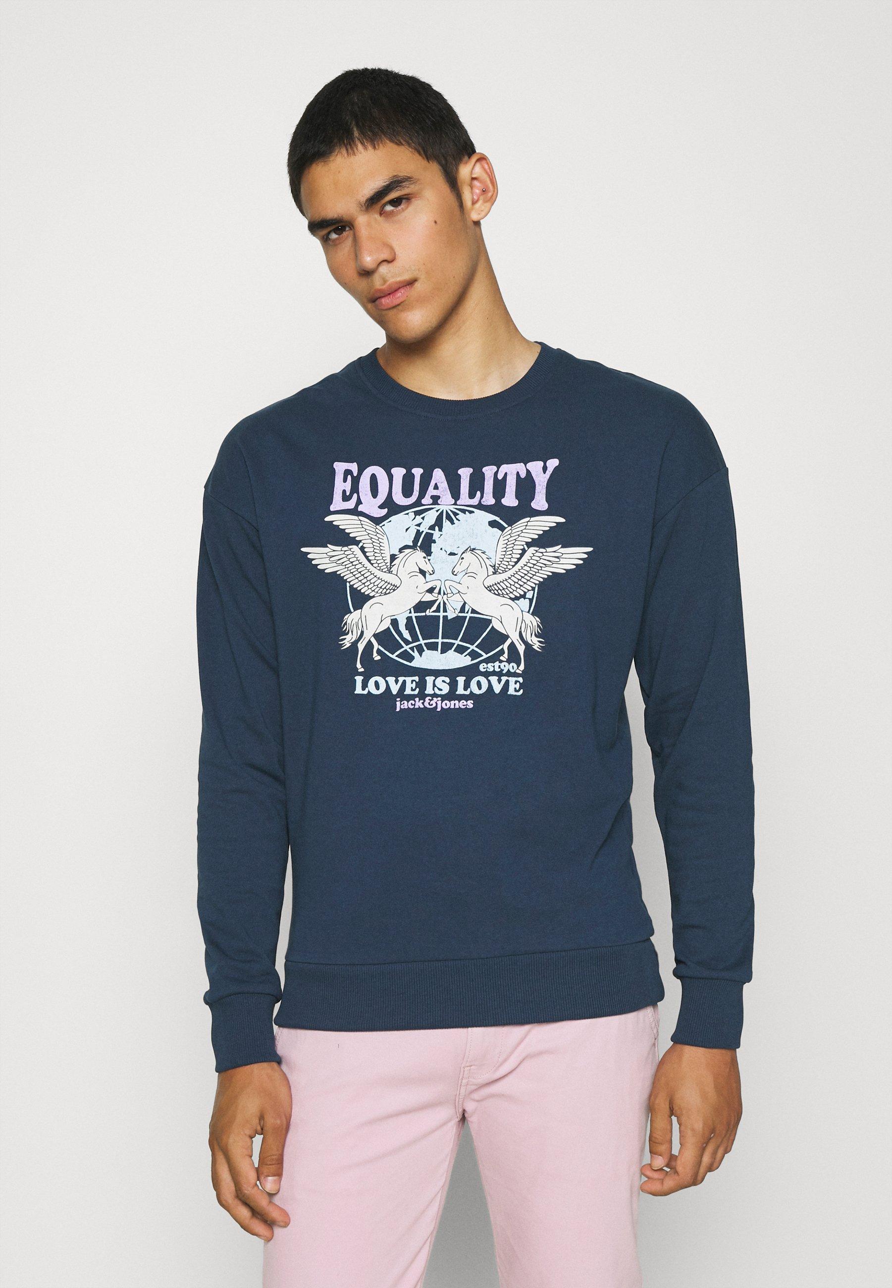 Homme JOREQUALITY CREW UNISEX - Sweatshirt