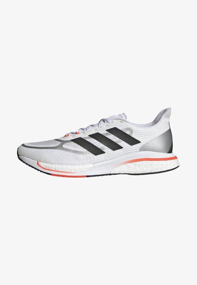 SUPERNOVA - Stabilty running shoes - white