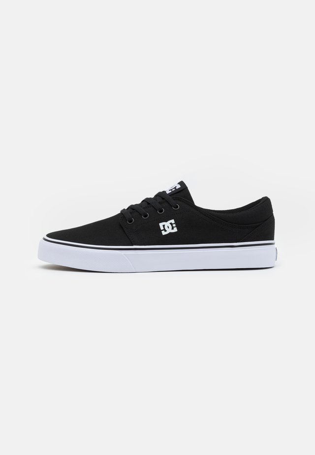 TRASE UNISEX - Trainers - black/white