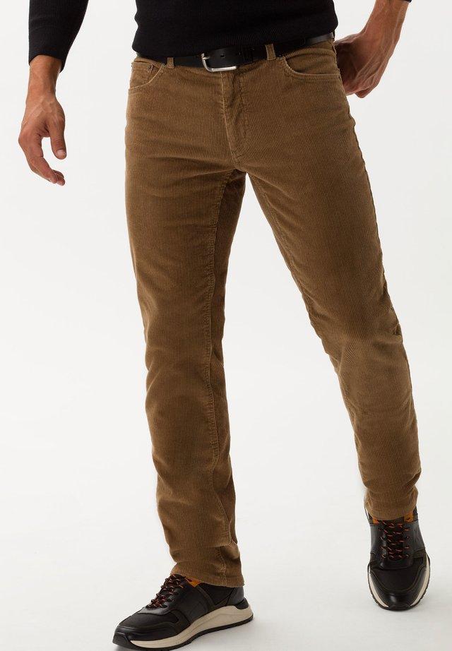 STYLE COOPER FANCY - Broek - beige