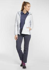 Columbia - POWDER PASS - Outdoor jacket - cirrus grey - 1