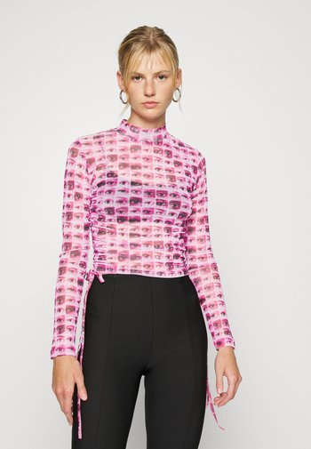 UNBOUND  - Long sleeved top - pink