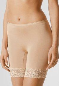 LONG PANTS SERIE MEY LIGHTS - Pants - soft skin