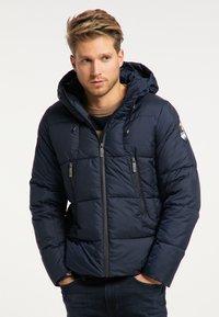 Mo - Winter jacket - marine - 0