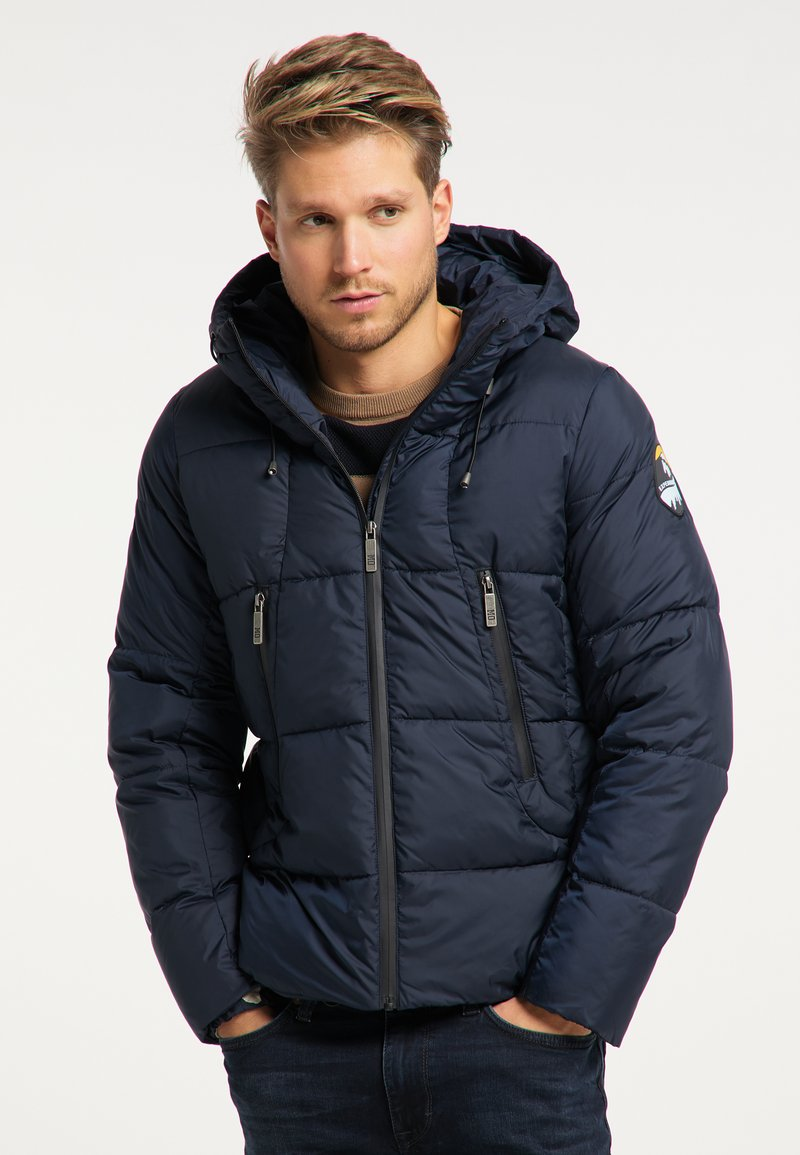 Mo - Winter jacket - marine