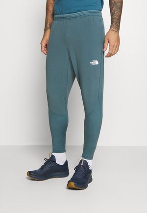ACTIVE TRAIL HYBRID JOGGER - Pantalon de survêtement - mallard blue