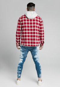 SIKSILK - DIP DYE - Slim fit jeans - midstone - 2