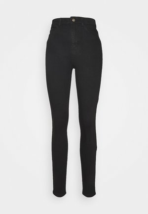PCKAMELIA - Jeans Skinny Fit - black denim