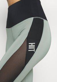 HIIT - LEG TUPE - Medias - taupe - 5
