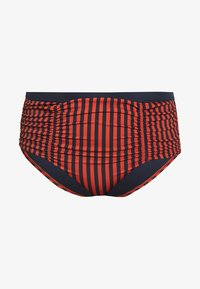 JUNAROSE - by VERO MODA - JRFIKA HIGHWAISTED BOTTOM - Bikinibroekje - rooibos tea - 4