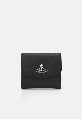 DERBY SMALL WALLET - Wallet - black