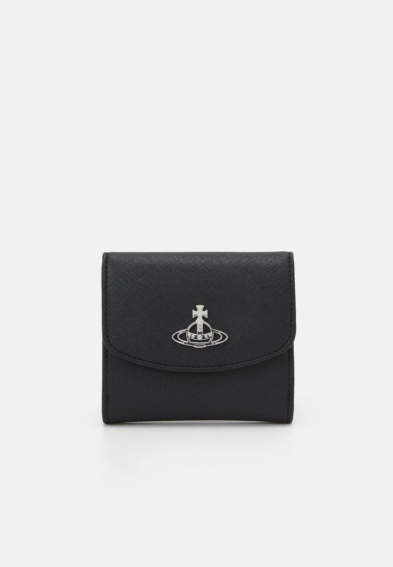 Vivienne Westwood - DERBY SMALL WALLET - Wallet - black