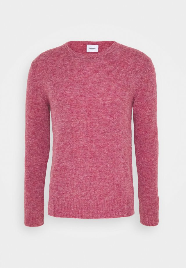 GIROCOLLO - Strickpullover - pink