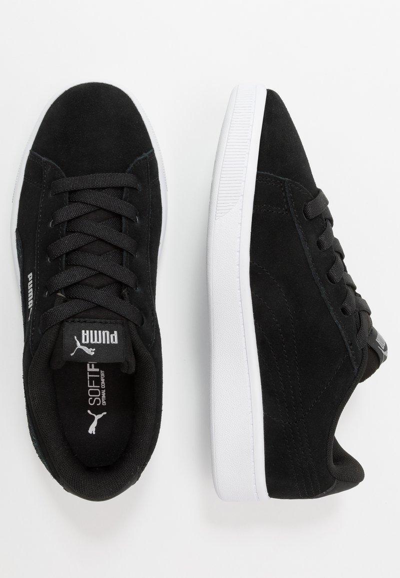 Puma - VIKKY V2 - Trainers - black/silver/white