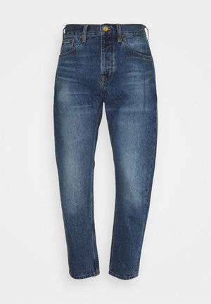 DEAN WASHOUT - Jeans relaxed fit - blue denim
