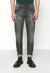 7 for all mankind - Slim fit jeans - must have black - 0