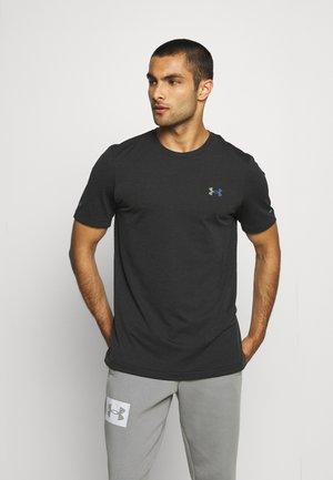 RUSH SEAMLESS - Print T-shirt - black