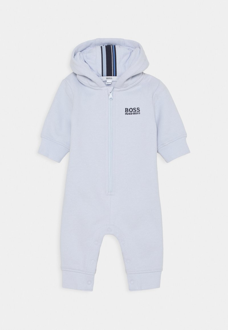 BOSS Kidswear - ALL IN ONE BABY - Overal - pale blue