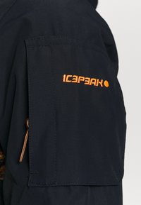 Icepeak - CLAIRTON - Skijakke - dark blue - 5