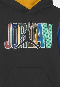 Jordan - MISMATCH - Hoodie - black - 2
