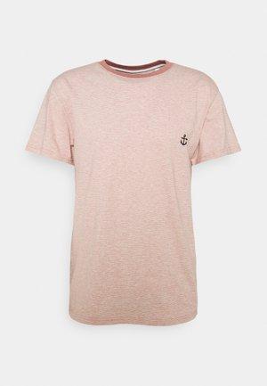 AKKIKKI - T-shirt print - old rose