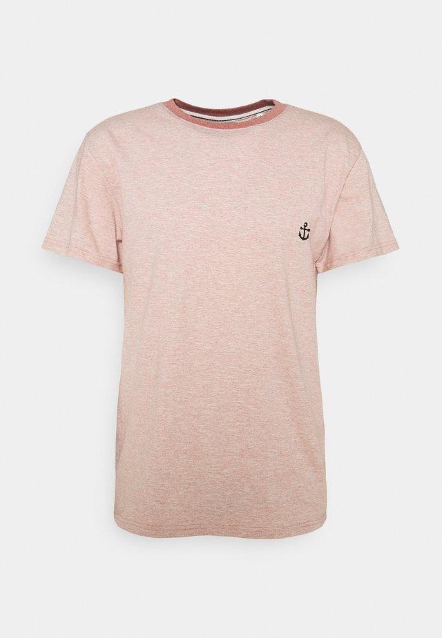 AKKIKKI - T-shirt imprimé - old rose