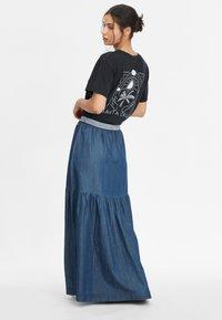 O'Neill - Pleated skirt - dusty blue - 2