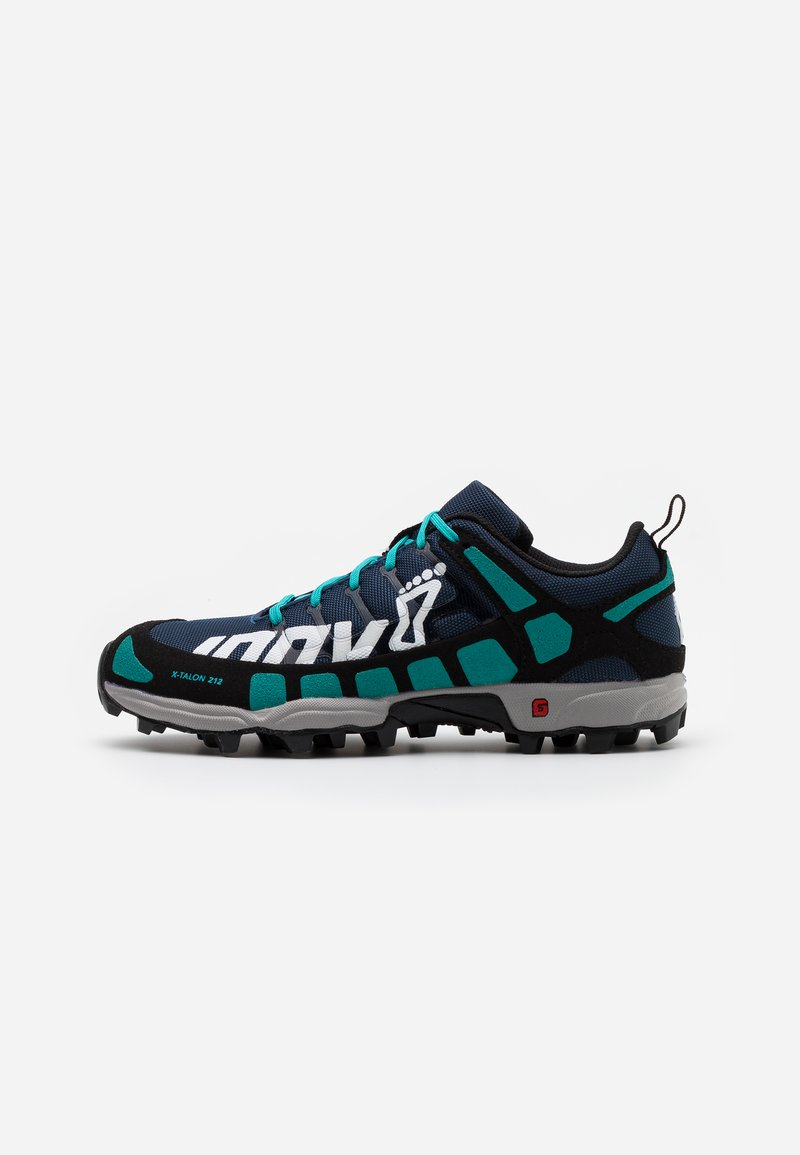 Inov-8 - X-TALON 212 - Trail running shoes - navy/teal