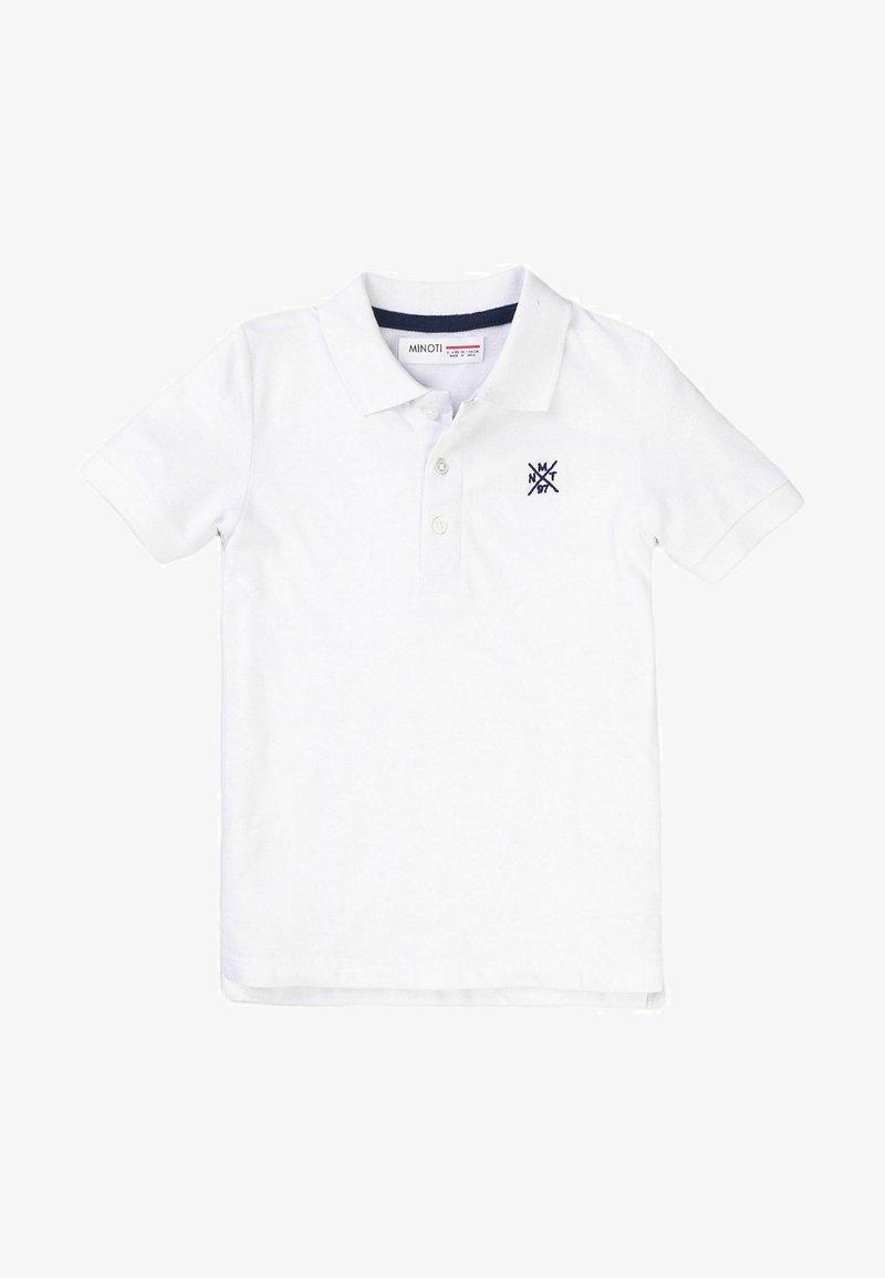 MINOTI - Polo shirt - white