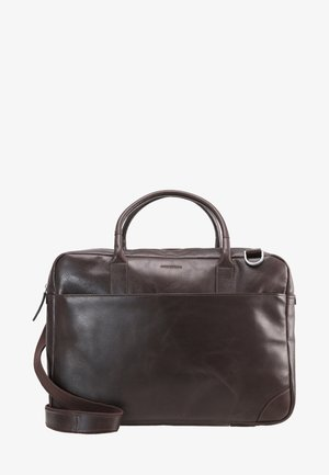 EXPLORER - Briefcase - dark brown
