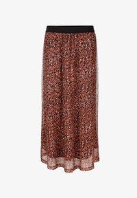 Laura Kent - Pleated skirt - haselnuss - 4