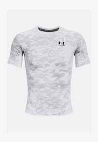 Under Armour - Print T-shirt - white - 3