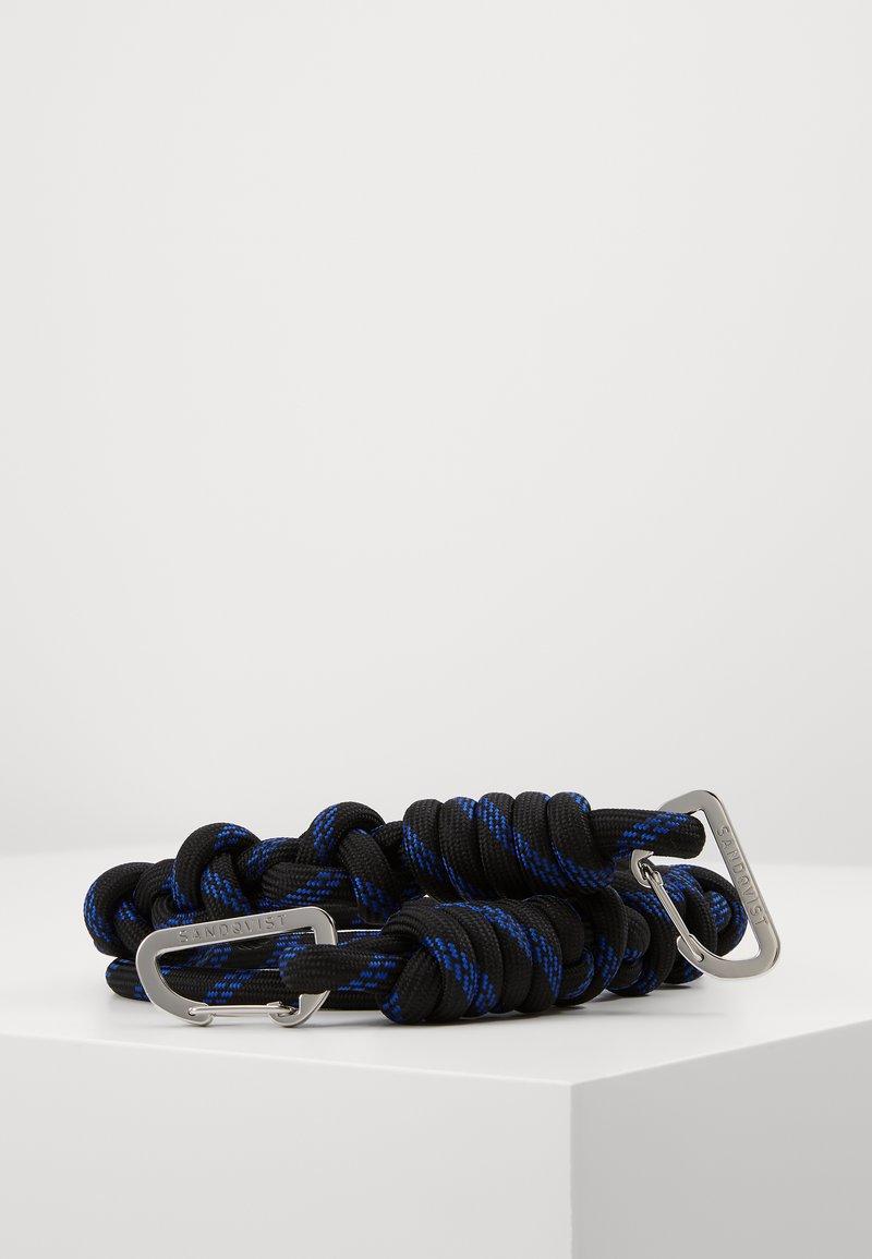 Sandqvist - JUDY - Other - black / bright blue