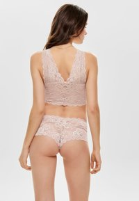 ONLY - Bustier - rose - 2