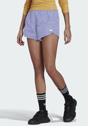 Short - purple