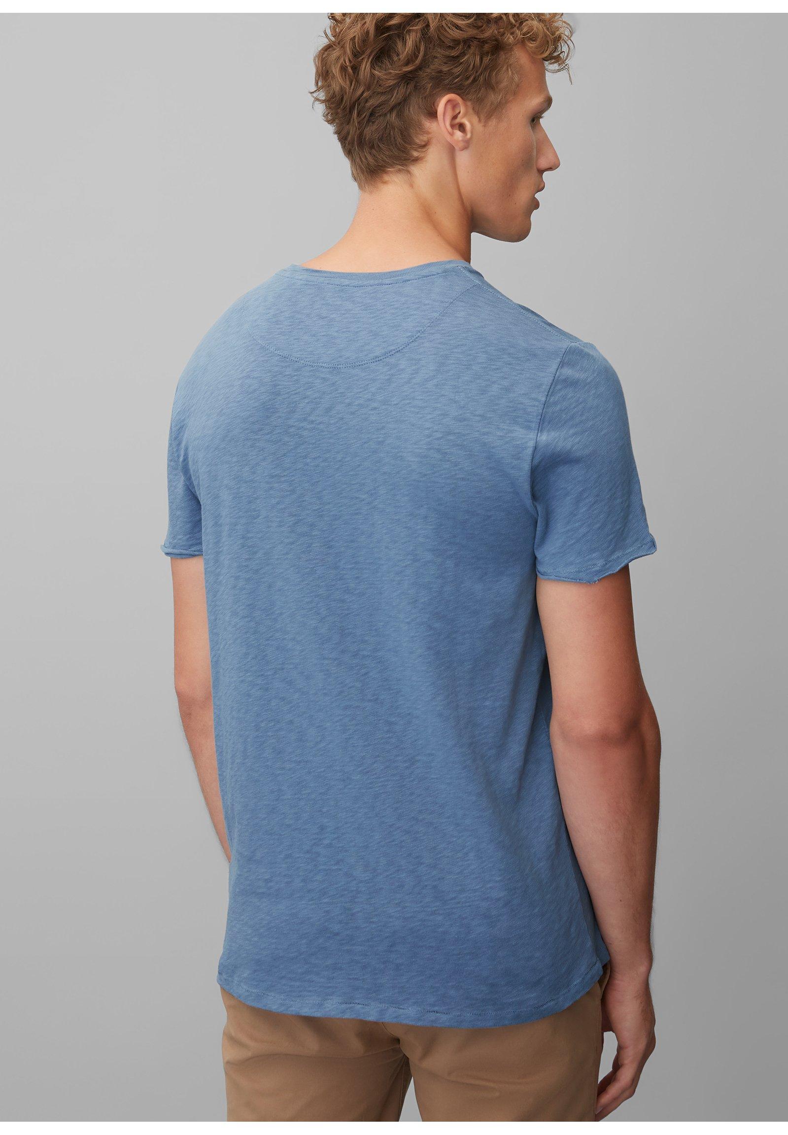 Marc OPolo DENIM T-Shirt basic - blue fantasy/blau - Herrenbekleidung 7gZEp