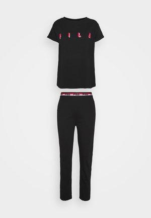 WOMAN - Pyjama - black