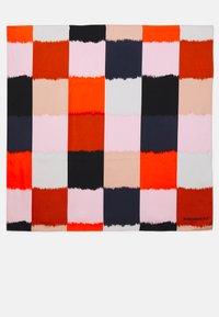 Marimekko - MAINI OSTJAKKI SCARF - Foulard - pink/black/brown - 1