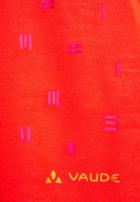 Vaude - TEKOA - T-shirts med print - mars red - 4
