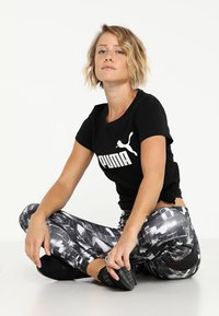 Puma - T-Shirt print - black - 1