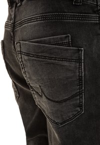 LTB - ANDERS  - Denim shorts - grey cloud wash - 2
