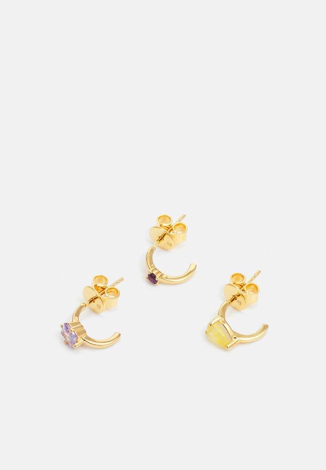 ARCH BUNDLE  - Orecchini - gold-coloured