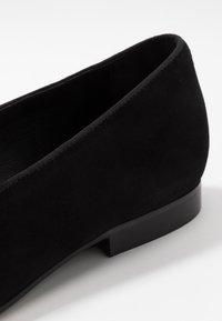 Zign - LEATHER  - Eleganckie buty - black - 5