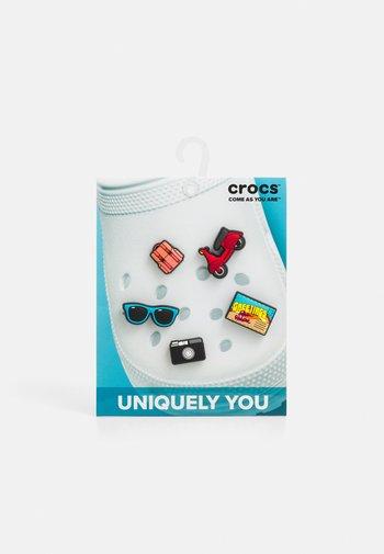 JIBBITZ ROAD TRIP UNISEX 5 PACK - Otros accesorios - multi-coloured